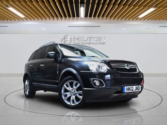 Used Vauxhall Antara for sale in Leighton Buzzard