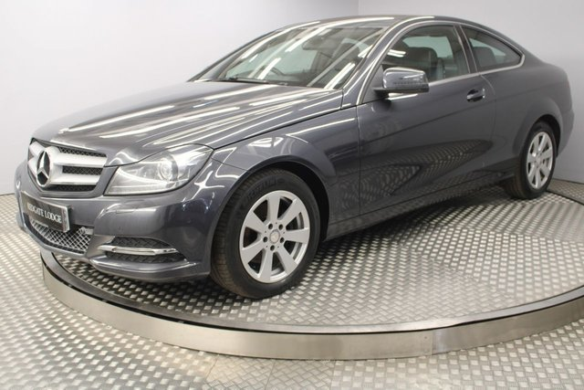 USED 2013 13 MERCEDES-BENZ C CLASS 2.1 C220 CDI BLUEEFFICIENCY EXECUTIVE SE 2d 168 BHP
