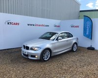 2010 BMW 1 SERIES 2.0 120D M SPORT 2d 175 BHP £4595.00