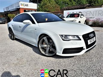 View our 2014 14 AUDI A7 3.0 TDI QUATTRO BLACK EDITION 5d AUTO 313 BHP
