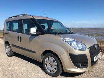 2010 FIAT DOBLO 1.6 MULTIJET ACTIVE 5d 105 BHP £3995.00