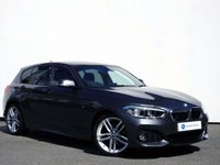 USED 2017 66 BMW 1 SERIES 2.0 118D M SPORT 5d 147 BHP 1 Owner From New with Full BMW Service History & only £30 RFL......