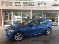2014 BMW 1 SERIES 2.0 120D XDRIVE M SPORT 5d 181 BHP £11475.00