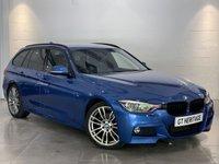 USED 2016 66 BMW 3 SERIES 320D M SPORT [NAV][HTD SEATS]