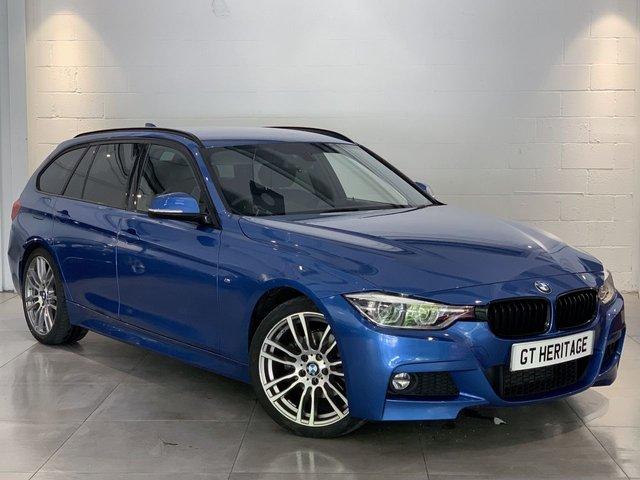 2016 66 BMW 3 SERIES 320D M SPORT [NAV][HTD SEATS]