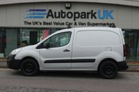 2016 CITROEN BERLINGO 1.6 625 X L1 BLUEHDI 1d 74 BHP £5995.00