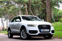2012 AUDI Q3 2.0 TDI QUATTRO SE 5d AUTO 177 BHP £12495.00