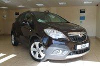 2014 VAUXHALL MOKKA 1.7 EXCLUSIV CDTI 5d AUTO 128 BHP £8250.00