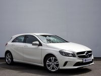 USED 2017 17 MERCEDES-BENZ A CLASS 1.6 A 180 SPORT EXECUTIVE 5d 121 BHP 1 OWNER FROM NEW with FULL MERCEDES-BENZ SERVICE HISTORY......