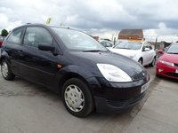 2004 FORD FIESTA 1.2 FINESSE LOW MILES  £1195.00