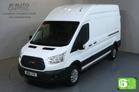 USED 2018 18 FORD TRANSIT 2.0 350 TREND L3H3 LWB 129 BHP RWD EURO 6 MANUFACTURER WARRANTY UNTIL 24/04/2021
