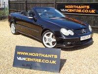 2004 MERCEDES-BENZ CLK 5.0 CLK500 AVANTGARDE 2d AUTO 306 BHP £6500.00