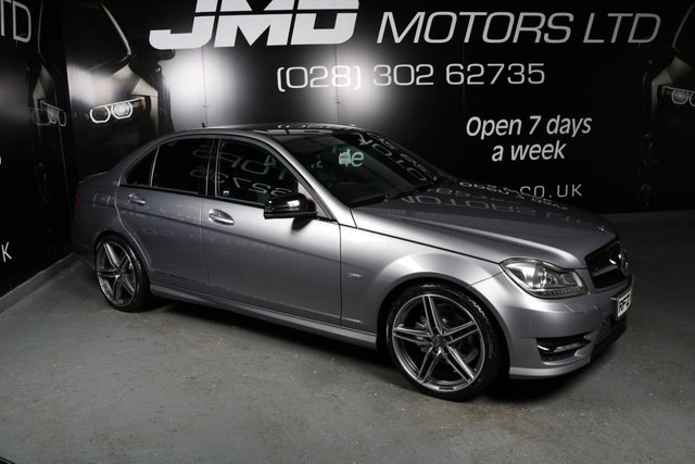 2011 MERCEDES-BENZ C CLASS C250 CDI BE SPORT NIGHT EDITION STYLE AUTO 204 BHP (FINANCE AND WARRANTY)