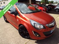 2013 VAUXHALL CORSA 1.2 LIMITED EDITION 3d 83 BHP £3995.00