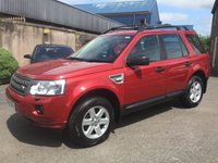 USED 2012 62 LAND ROVER FREELANDER 2.2 TD4 GS 5d 150 BHP Great Example Freelander 2. Comes fully serviced and has 12 Months MOT