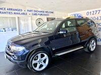 2005 BMW X5 3.0 D SPORT 5d AUTO 215 BHP £4795.00