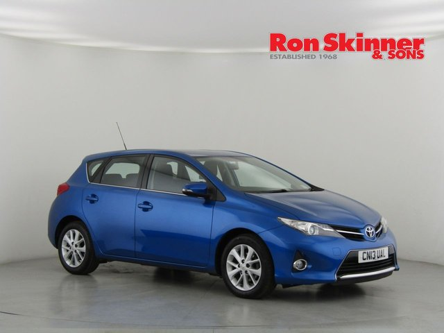 View our 2013 13 TOYOTA AURIS 1.3 ICON DUAL VVT-I 5d 98 BHP