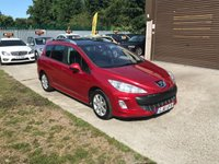 USED 2011 61 PEUGEOT 308 1.6 SW SE HDI 5d 112 BHP FULL SERVICE HISTORY