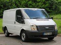 2013 FORD TRANSIT 2.2 250 LR 1d 99 BHP £6790.00