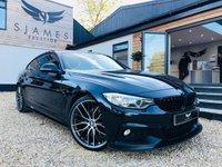 2016 BMW 4 SERIES 3.0 430D XDRIVE M SPORT GRAN COUPE 4d AUTO 255 BHP £22490.00