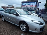 USED 2010 10 RENAULT LAGUNA 2.0 DYNAMIQUE DCI 5d 130 BHP GREAT VALUE FAMILY CAR, LONG MOT