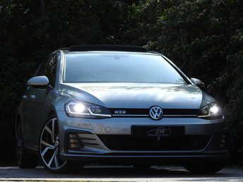 2013 VOLKSWAGEN GOLF GTD TDI BLUEMOTION TECHNOLOGY DSG 5d AUTO GTD REPLICA £10975.00