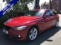 USED 2013 13 BMW 3 SERIES 1.6 316I SPORT 4d 135 BHP Low Mileage with Stunning Looks