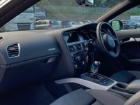 USED 2013 63 AUDI A5 1.8 TFSI S line 2dr XenonPlus/3-ZoneClimate/DAB
