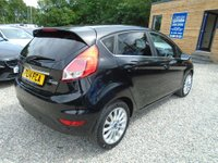 USED 2014 14 FORD FIESTA 1.0 EcoBoost Titanium X (s/s) 5dr