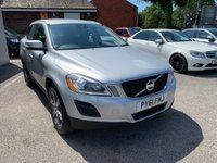 USED 2011 61 VOLVO XC60 2.4 D3 SE AWD 5dr FULL SERVICE HISTORY