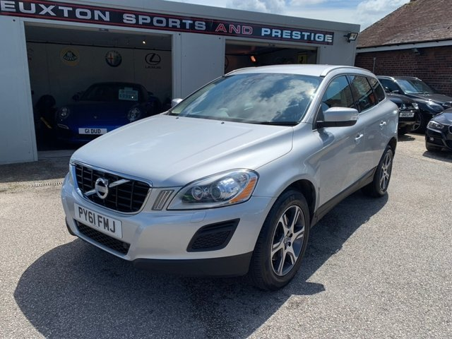 VOLVO XC60 at Euxton Sports and Prestige