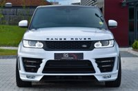 USED 2016 16 LAND ROVER RANGE ROVER SPORT 3.0 SD V6 Autobiography Dynamic 4X4 (s/s) 5dr NAV+PAN ROOF+CAMERA+LUMMA KIT