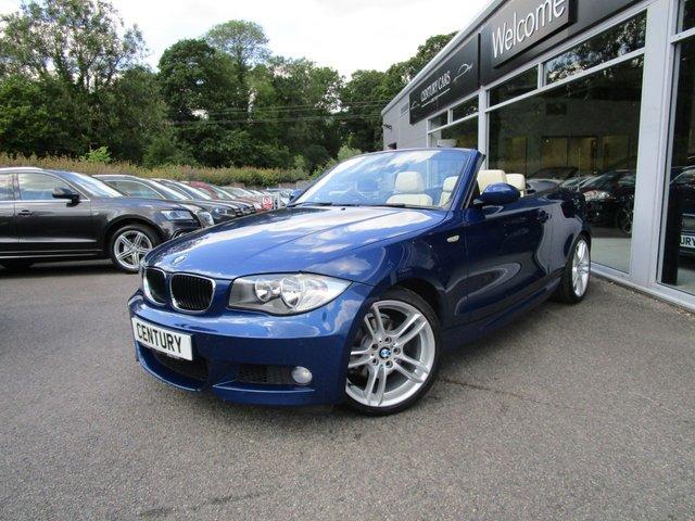 2008 08 BMW 1 SERIES 2.0 120I M SPORT 2d 168 BHP