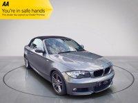 USED 2010 10 BMW 1 SERIES 2.0 120I M SPORT 2d AUTO 168 BHP
