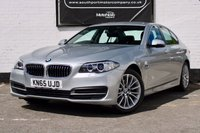 USED 2015 65 BMW 5 SERIES 2.0 520D SE 4d AUTO 188 BHP