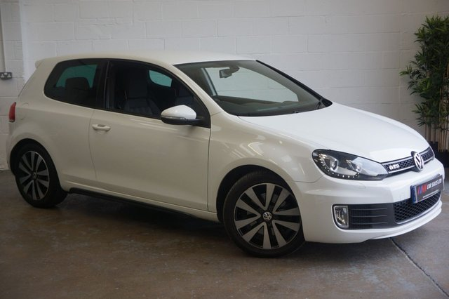 2011 11 VOLKSWAGEN GOLF 2.0 GTD TDI 3d 170 BHP DAB DYNA AUDIO UPGRADE SOLD TO LEON FROM DONCASTER