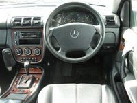 USED 2005 55 MERCEDES-BENZ M CLASS 2.7 ML270 CDI 5d AUTO 163 BHP FSH - 7 Seater - Automatic diesel - Leather