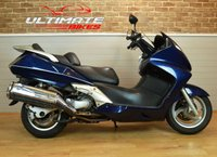 USED 2001 Y HONDA FJS 600 SILVERWING 600CC MAXI SCOOTER