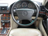 USED 1993 MERCEDES-BENZ S CLASS 5.0 500 SEL 4d AUTO 308 BHP Rare and sought after