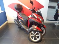 USED 2016 16 YAMAHA TRICITY ***MW125 3 WHEELED SCOOTER***