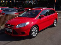 2011 FORD FOCUS 1.6 EDGE TDCI 115 5dr, START/STOP, £20 ROAD TAX