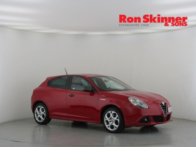 View our 2015 15 ALFA ROMEO GIULIETTA 1.4 TB MULTIAIR SPRINT 5d 150 BHP