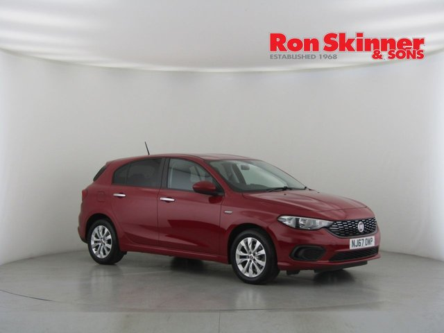 View our 2017 67 FIAT TIPO 1.4 EASY 5d 94 BHP