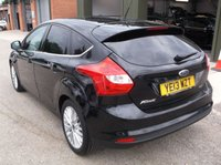 USED 2013 13 FORD FOCUS 1.0 ZETEC 5d 99 BHP ***Average 58 MPG! *** Road  Tax Only £20!-  Low Insurance ***  Low miles - Only 30k miles!***