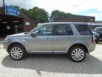 USED 2013 63 LAND ROVER FREELANDER 2.2 TD4 XS 4X4 5dr