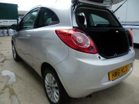 USED 2011 61 FORD KA 1.2 Zetec (s/s) 3dr LOW TAX AND INSURANCE 1.2 CC