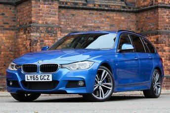 2015 BMW 3 SERIES 3.0 335d M Sport Touring Sport Auto xDrive (s/s) 5dr £22977.00