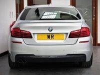 USED 2014 64 BMW 5 SERIES 530d M Sport SAT NAV + H/KARDON + F/BMW/SH