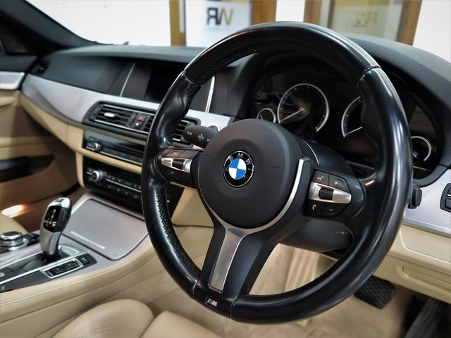 BMW 5 SERIES at WR Car Sales