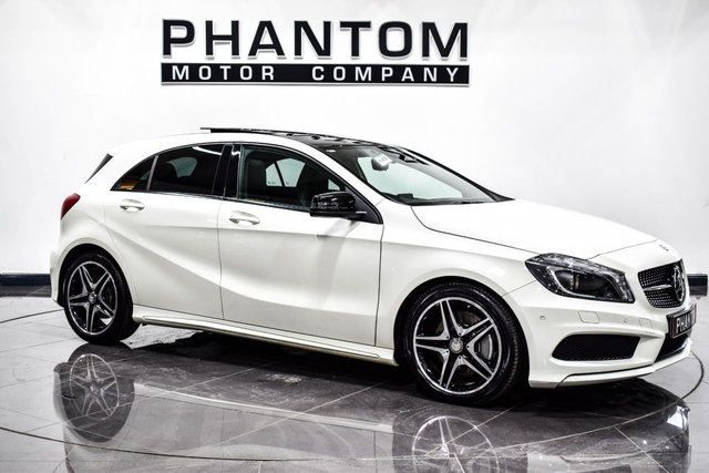USED 2015 MERCEDES-BENZ A CLASS  DIESEL